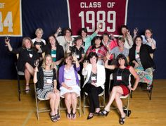 Class of 1989 - Happy 25th!