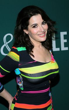 Stunningly Beautiful Nigella Lawson