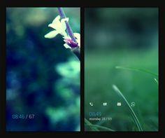 10 Cool Android & iPhone Homescreens & Lockscreens   Part #2