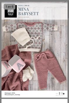 Søkeresultater for « Knitting For Kids, Baby Knitting Patterns, Baby Patterns, Knitting Yarn, Crochet Baby, Knit Crochet, Baby Barn, Eco Baby, Knit Picks