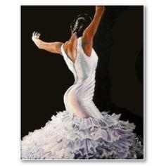 .Flamenco dance