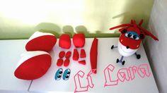 Divulgação de moldes, tutoriais, ideias e inspirações em feltro!