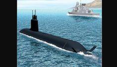 Los submarinos franceses Barracuda son los más nuevos. Se construyeron en el…