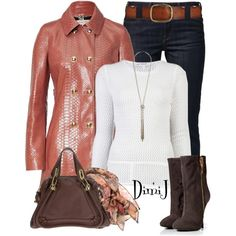 """Casual"" by dimij on Polyvore"