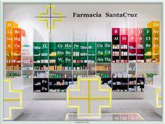 Diseño de Farmacia SantaCruz, Tenerife