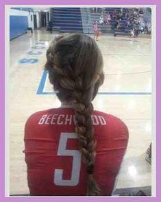Die 9 Besten Bilder Von Volleyball Frisuren Hairstyle Ideas