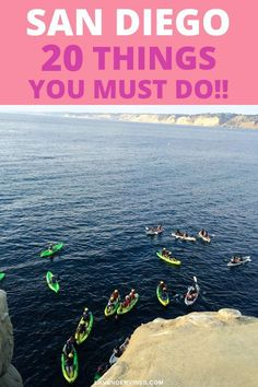 Things to do in San Diego! Looking for things to do in San Diego on your San Diego vacation? Read more to discover San Diegos best bucket list items! - Travel San Diego - Ideas of Travel San Diego San Diego Vacation, San Diego Travel, San Diego Trip, San Diego To Do, Visit San Diego, Photos Amsterdam, Oh The Places You'll Go, Places To Travel, Travel Destinations