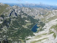 A UNESCO World Heritage Site, Durmitor is both rugged and gorgeous. Take on the apex of the country as you peak Bobotov Kuk and see all of Durmitor below.