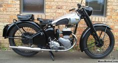 "1951 250cc BSA C10 was a flathead single design with a 3 speed transmission and not much power with a very pleasant ""chuffing"" sound.  It kept up with city traffic OK even though it was slow, but I never felt the need for more speed when riding it."