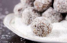Gluten-Free/Dairy-Free No-Bake Peanut Butter Protein Balls