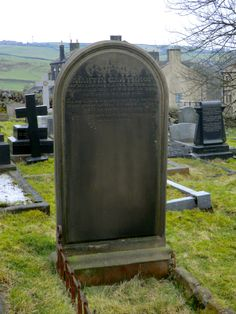Martin & Ann Gawthrop Gravestone