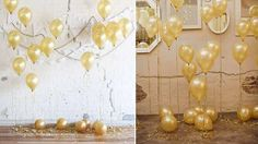 Photobooth ballons