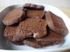 Un panda dans la cuisine: Les meilleurs sablés au chocolat de Jacques Genin