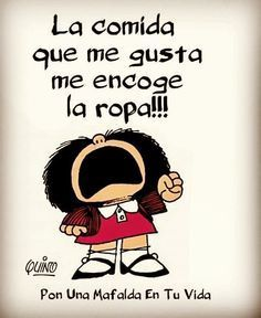 Risultati immagini per susanita mafalda sonrie y veras Funny Picture Quotes, Funny Quotes, Mafalda Quotes, Magic Words, Spanish Quotes, Funny Images, Best Quotes, Laughter, Jokes
