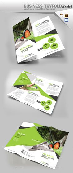 It  Software Trifold Brochure  Brochures Tri Fold Brochure And