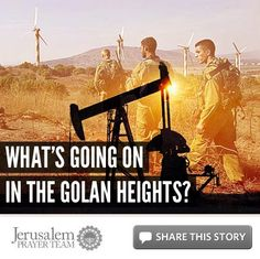 What's Going on in the Golan Heights?    After 40 years of relative peace and calm, compared to the rest of Israel, things are changing in the Golan Heights. For the moment the changes are all good, but some foreshadow potential problems to come.    For more on this story, or to see our sources, visit: http://articles.jerusalemprayerteam.org/whats-going-on-in-the-golan-heights/