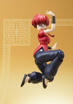 S.H.Figuarts Ranma 1/2 fille / Ranma Chan