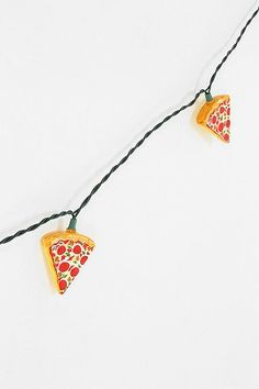 Urban Outfitters Pizza String Lights