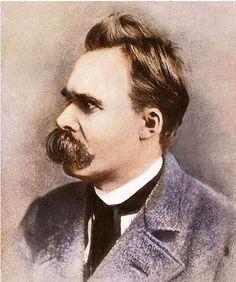 """Friedrich Nietzsche(1844- 1900) - Alman filolog ve filozof. Tarihteki en tartışmalı kişilerden biridir. Hristiyan ahlakını reddetmesi ve tanrı algısı hep gündemde olmuştur. """"üst insan"""" adlı  Nietzche'nin kastı tam tersidir. Ona göre Avrupa bir dekadens """"çöküş"""" içindedir ve hristiyanlık sefil kalabalıklar arasında yayılan değerleri çökmüş bir dindir. Ünlü sözü: Ne kadar yükselirsek, uçamayanlara o kadar küçük görünürüz."""