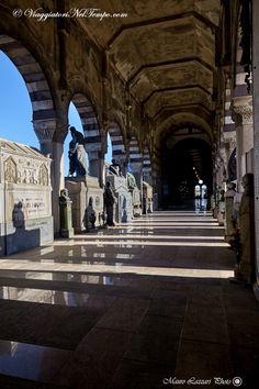 Alla scoperta del Cimitero Monumentale di Milano, un vero e proprio museo a cielo aperto!