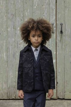 New boys fashion collection at Wild & Gorgeous for fall/winter 2016