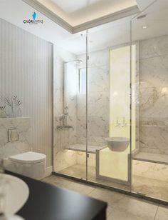 Einrichtungsstil İç Mekan Stilleri, Dekorasyon Fikirleri ve Fotoğrafları Diy Bathroom, Small Bathroom, Master Bathroom, Estilo Interior, Interior Styling, Interior Design, Design Apartment, Classic Bathroom, Design Your Home