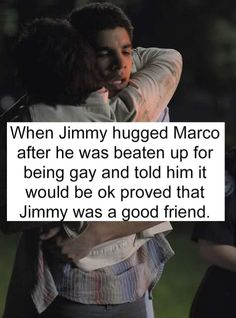 The best Degrassi moment ever! I bawl my eyes out every time I watch it! I loved Jimmy before this but this really sealed the deal