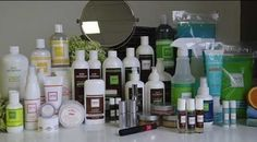 Full line of Non Toxic Products