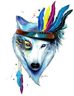 http://pixiecold.deviantart.com/art/Wild-Soul-Speedpainting-Video-468933011