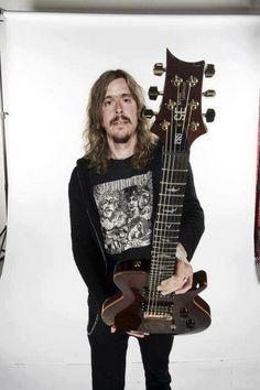 Mikael Åkerfeld ( Opeth )