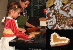 Mézeskalács egyszerűen   NOSALTY Gingerbread Cookies, Desserts, Gingerbread Cupcakes, Tailgate Desserts, Deserts, Postres, Dessert, Plated Desserts