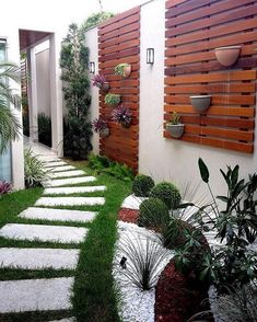 Ideas for small patios. Tips for decorating small patios. ornamentation of little patios. ideas pequeo Tips and Examples of Beautiful Small Garden Design Ideas Modern Backyard, Backyard Patio, Backyard Landscaping, Backyard Ideas, Patio Ideas, Patio Stairs, Pergola Patio, Pergola Kits, Landscaping Ideas