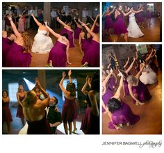Choreographed bridesmaid dance!!