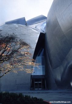 EMP, by Frank Gehry in Seattle