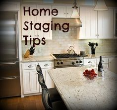 When selling your home, you want your home to stand out amongst the competition. One simple way to accomplish this is to stage your home.  With a few tips and tricks you can achieve this with littl…
