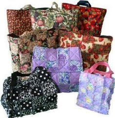 Assortment of other Tote Bags
