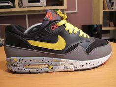 #snkr #art #airmax1 #custom #sneaker #airmax #essential