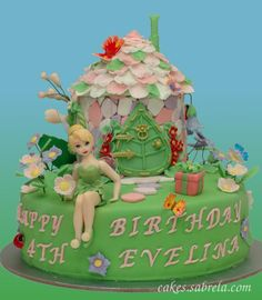 TinkerBell_cake