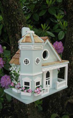 Newfields Birdhouse in Blue