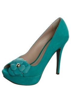 High Heels - turquoise
