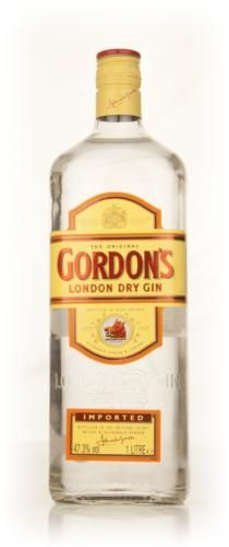 English Gin > Gordons Distillery > Gordon's Yellow Label 1L 47.3% Gordon's Yellow Label 1l 47.3% (100cl, 47.3%)