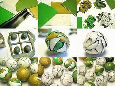я и мой мир рукоделия: полимерная глина (мастер-классы) все что собрано на просторах интернета!