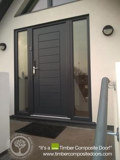 Solidor Timber Composite Doors 12 Months Interest Free Credit by Timber…