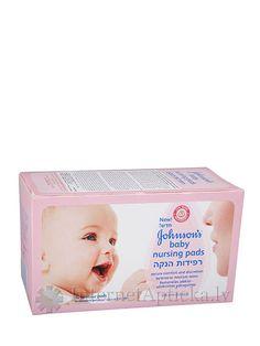 Johnson's baby krūšturu ieliktnīši, 30 gb.