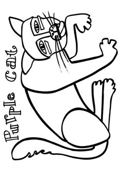 Eric Carle Coloring Book by Amy G-rentz, via Behance