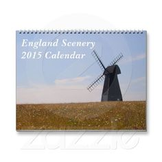 England Scenery 2015 Calendar :- This 2015 calendar features a selection of views and scenes photographed within the south of England. 13 photographs for the price of 12...what a bargain! #england #scenery #photography #nature #calendar #natural #beauty #river #rivers #field #fields #sea #newyear #newyearsgifts #christmas #digital