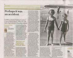 'A haunting memoir' - Lara Feigel, The Telegraph (on Sheila Kohler's ONCE WE WERE SISTERS)