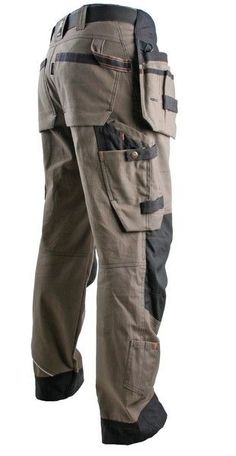 Faceline Workwear Pants - ACE Workwear collection - products new home - Faceline Workwear_ACE Tool Pocket Pants_Clay_by Björnkläder