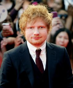 Overachiever Ed Sheeran Fulfills His New Music Promiseby Dropping 2 Singles from InStyle.com