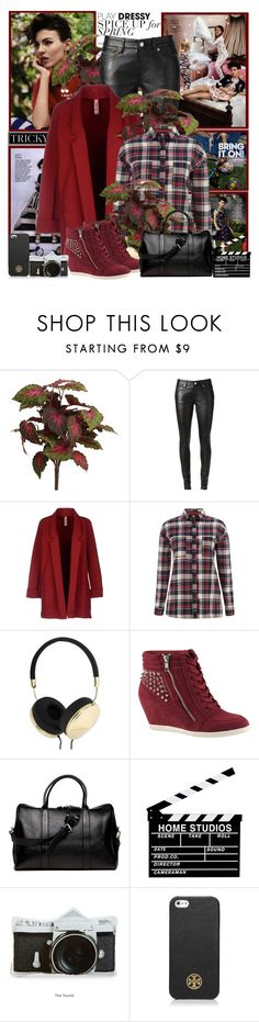 """""""Victoria Justice Covers Teen Vogue Editorial Teen Vogue-Bring It On!, October 2012"""" by antemore-765 ❤ liked on Polyvore featuring Yves Saint Laurent, MET, Neon Rose, Frends, ALDO, Nomadic and Tory Burch"""